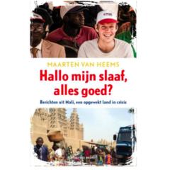 NPO Radio 2, Spijkers met Koppen - Maarten van Heems over wonen, werken en fietsen in Mali