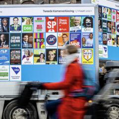 Andere advertentie dan je buurman: de online campagnes van politieke partijen