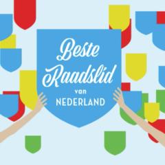 Wie is het Beste Raadslid van Nederland?